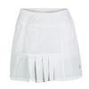 JOFIT Women`s Cosmopolitan Dash Tennis Skort White