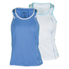 WILSON Women`s Flirty Scoopneck Tennis Tank