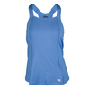 WILSON Women`s Tour Tennis Tank II Peri Blue