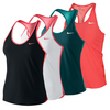 NIKE Women`s Slam Printed Breathe Tennis Tank