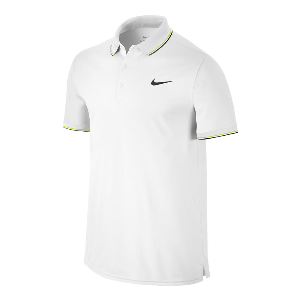 Men's Court Tennis Polo