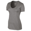 NIKE Women`s V-Neck Legend Short Sleeve Training Tee 2.0