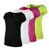 NIKE Women`s Dri-Fit Cool Breeze Short Sleeve Running Top