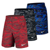 NIKE Men`s Gladiator 9 Inch Printed Tennis Short