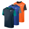 NIKE Boys` Hyper Speed Short Sleeve Training Top