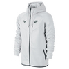 NIKE Men`s Premier Rafa Tennis Windrunner White