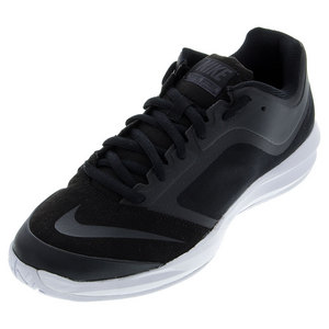Men`s Dual Fusion Ballistec Advantage Tennis Shoes Black and White
