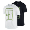 NIKE Men`s Wimbledon Court Tennis Tee