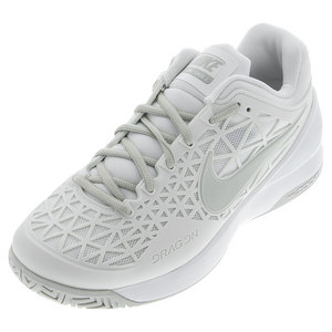 NIKE WOMENS ZOOM CAGE 2 TENNIS SHOES SU/BONE