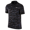 NIKE Men`s Advantage Printed Tennis Polo