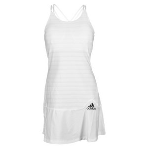 Women`s All Premium Tennis Dress White