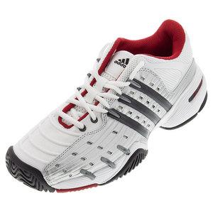 adidas MENS BARR V CLSC TNS SHOES WH/NT MET