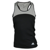 ADIDAS Women`s Tennis Sequencial Touch Tank Black