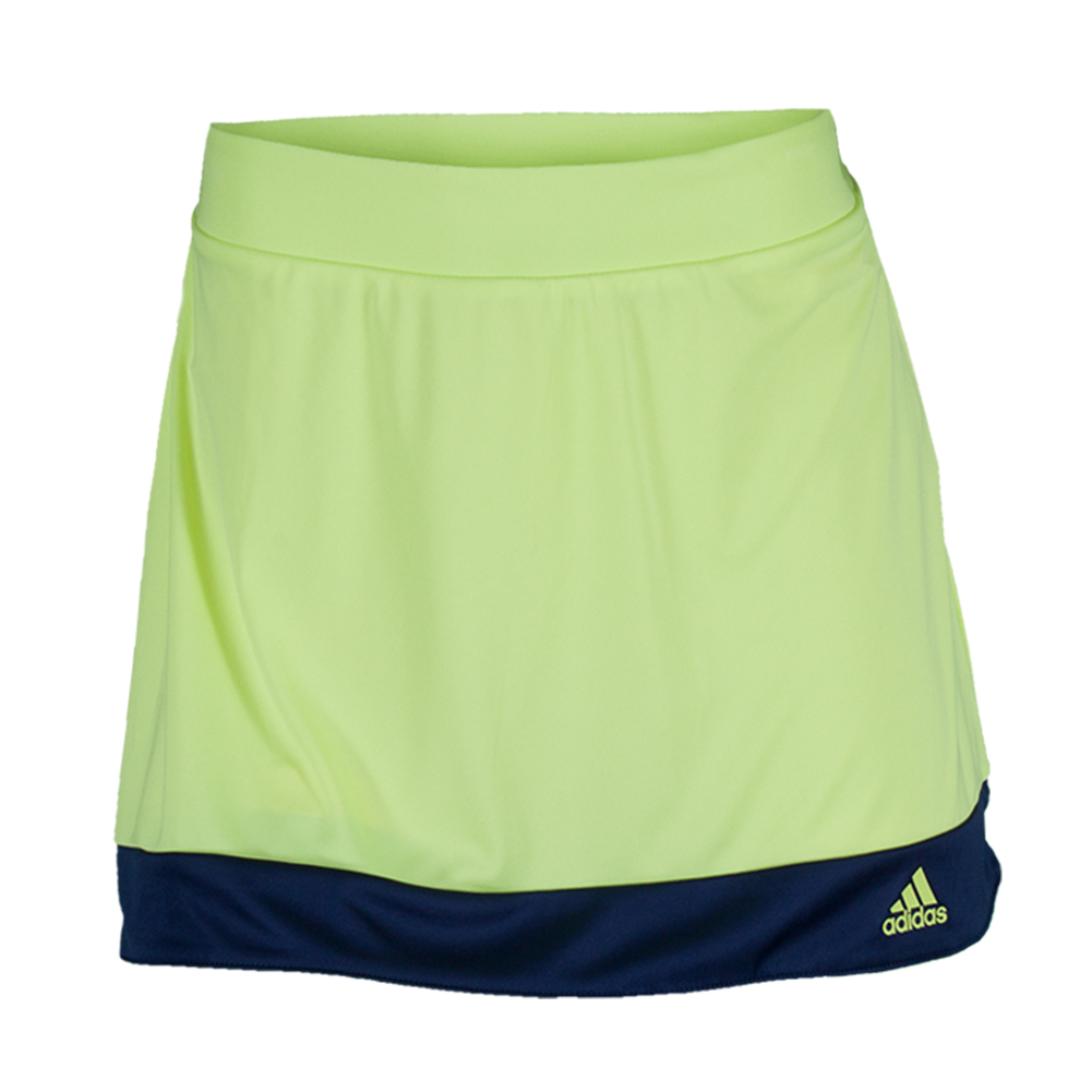 Girls ` Galaxy Tennis Skort Frozen Yellow