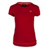 ADIDAS Women`s Galaxy Tennis Tee Power Red