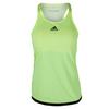 ADIDAS Women`s Climachill Tennis Tank Chill Light Frozen Yellow Melange