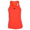 ADIDAS Women`s Climachill Tennis Tank Chill Solar Red Melange