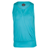 BOLLE Women`s Aquarius Tennis Tank Peacock