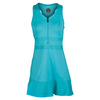 BOLLE Women`s Aquarius Tennis Tank Dress Peacock