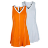FILA Women`s Citrus Bright Tennis Dress