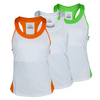 FILA Women`s Citrus Bright Racerback Tennis Tank