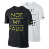 NIKE Men`s Not My Fault Tennis Tee