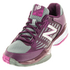 NEW BALANCE Women`s 896v1 B Width Tennis Shoes Imperial and Deep Purple