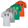 UNDER ARMOUR Men`s Charged Cotton Sportstyle Logo Tee
