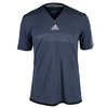 ADIDAS Men`s Barricade Climachill Tennis Tee Chill Midnight Indigo Melange