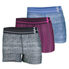 UNDER ARMOUR Women`s Heatgear Compression Printed Shorty