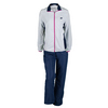 LOTTO Women`s Piper Tennis Suit White and Blue Cosmo