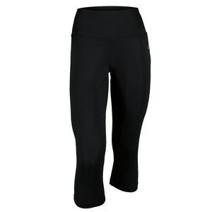 Women`s Performer Mid Rise 3/4 Tight Black
