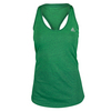 ADIDAS Women`s Climacool Aeroknit Tennis Tank Flash Lime Heather