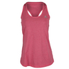 ADIDAS Women`s Climacool Aeroknit Tennis Tank Super Pink Melange Heather