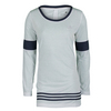 ADIDAS Women`s 3-Stripes Tunic White and Black