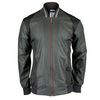 ADIDAS Men`s Adizero Tennis Jacket Solid Gray