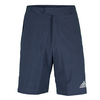 ADIDAS Men`s Barricade Bermuda Tennis Short Midnight Gray