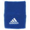 ADIDAS Large Tennis Wristband Blue and Collegiate Navy