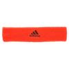 ADIDAS Tennis Headband Solar Red and Maroon