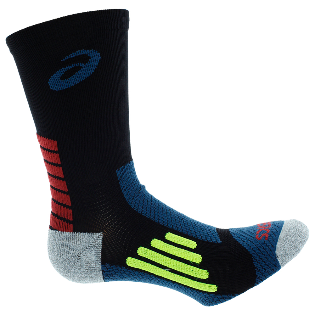 asics rally crew tennis socks ebay
