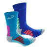 Rally Crew Tennis Socks by ASICS