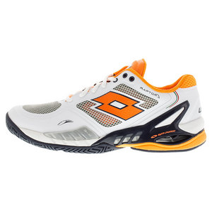 LOTTO MENS RAPTOR EVO SPEED TNS SHOES WH/FANTA