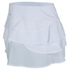 BOLLE Women`s Club Whites 14 Inch Petal Tennis Skort