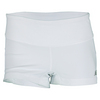 Women`s Premium Performance Tennis Hot Short WT_WHITE