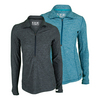 NEW BALANCE Women`s Impact Half Zip Tennis Top