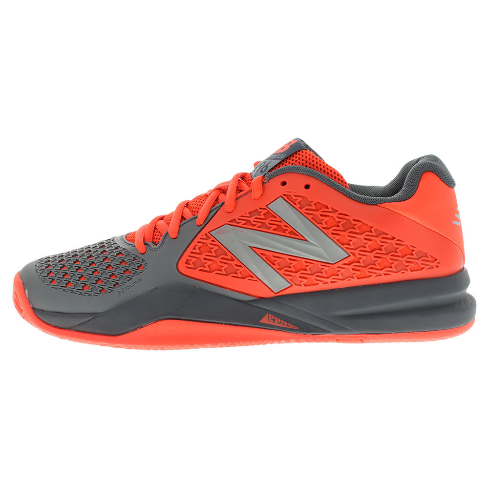Men's 996v2 D Width Tennis Shoes Flame And Thunder