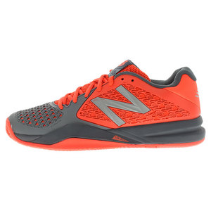 Men`s 996v2 D Width Tennis Shoes Flame and Thunder
