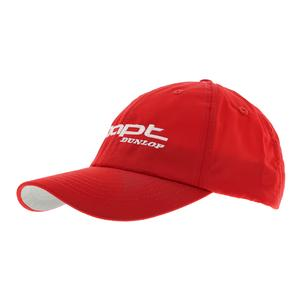 iDapt Tennis Cap Red