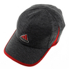 ADIDAS Men`s Adizero Extra Tennis Cap Deepest Space and Scarlet