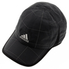 ADIDAS Men`s Adizero Extra Tennis Cap Black and White Reflective Plaid